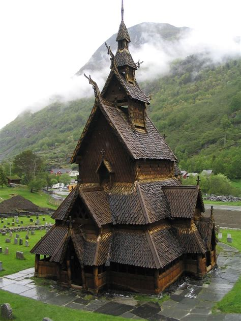 16+ Pics Of Fairy Tale Architecture From Norway  Bored Panda