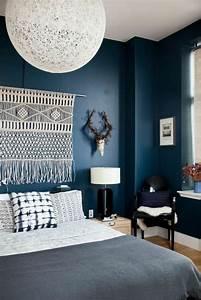 Peinture Mur Chambre : quelle couleur pour une chambre coucher le secret est ici ~ Voncanada.com Idées de Décoration