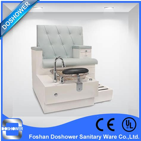 doshower spa pedicure chairs manufacturers of drain