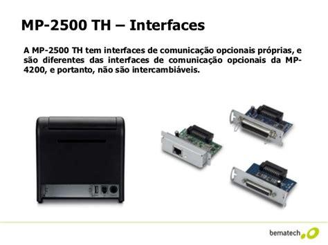 download driver impressora bematech mp 4200 th nao fiscal