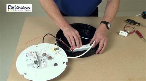 install  earlsmann led replacement  lamp youtube