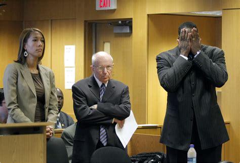 Detroit Mayor Kwame Kilpatrick