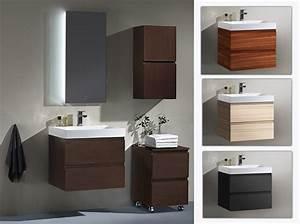 Waschbecken Gaeste Wc : badm bel set g ste wc waschbecken waschtisch spiegel led karmela 60cm ebay ~ Watch28wear.com Haus und Dekorationen