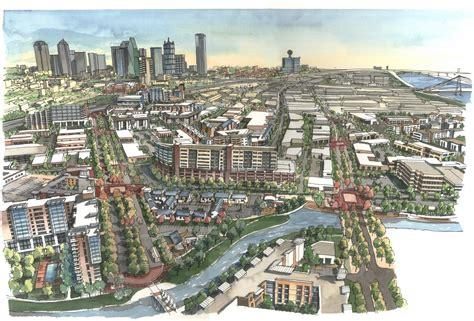 dallas design district design district master plan gff