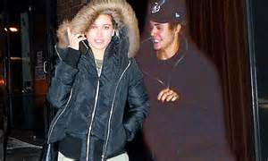 Justin Bieber And Hailey Baldwin Enjoy Another Late Night