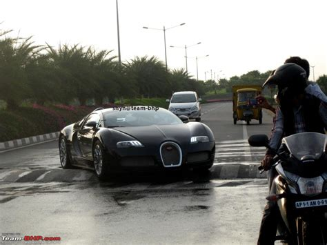 Bugatti Veyron In India Edit