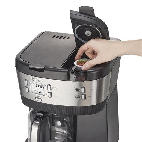 Due to the size/shipping restrictions, this product is not eligible for automatic online. Trio Multibrew System - BRIM