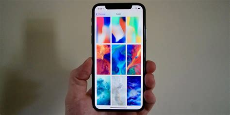 Lock Screen Apple Iphone 11 Pro Wallpaper by Iphone X Features 7 New Dynamic And 6 New Live Wallpapers