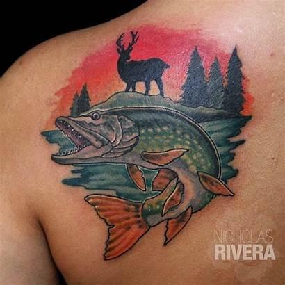 Pike Tattoos Tatties