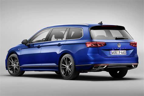 Volkswagon Passat Reviews by Volkswagen Passat Estate Review 2019 Parkers
