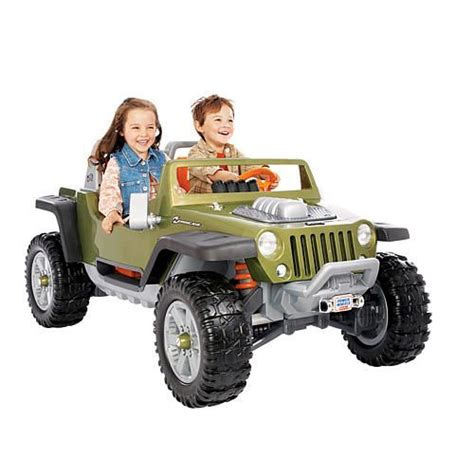 power wheels jeep 90s power wheels monster traction jeep hurricane green