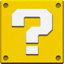 question block block art trivia questions and mario