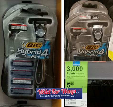 87401 Bic Hybrid 3 Coupon by New 3 Coupons Bic System Razors 1 44