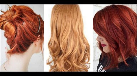 some mixing formulas for most basic ginger hair color