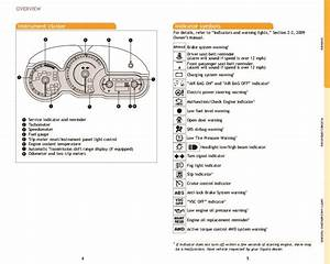 2009 Toyota Matrix Quick Reference Owners Guide