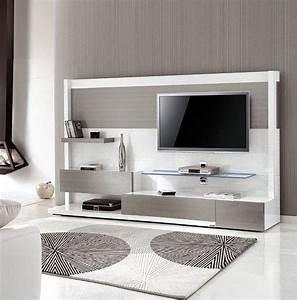 Meuble Mural Chambre : bahuts buffets meubles de salon rangements decofinder ~ Melissatoandfro.com Idées de Décoration