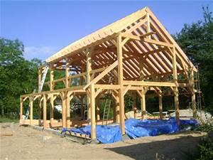 naissance d39une maison paille bio climatique chantier With maison bois et paille 14 les maisons aux comores