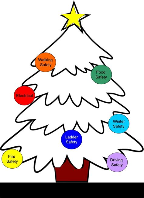 free christmas tree safety tips tree safety poetry