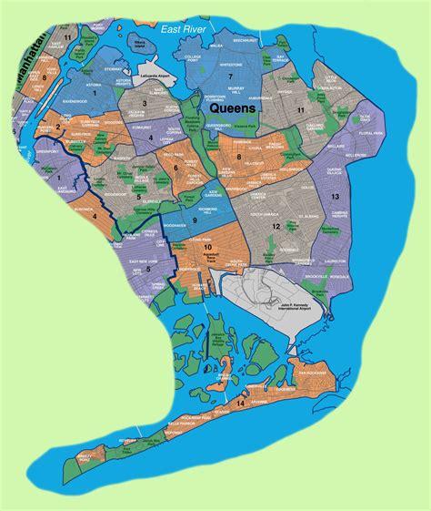 map  queens neighborhoods