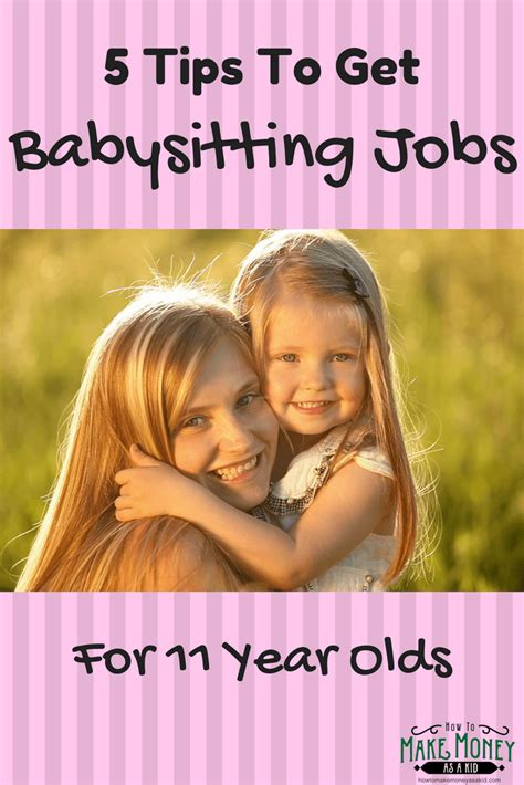 easy babysitting jobs   year olds  quick tips