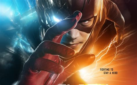 The Flash Animated Wallpaper - wallpaper the flash grant gustin season 3 hd tv series