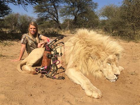whats wrong  kendall jones hunting  zimbabwe