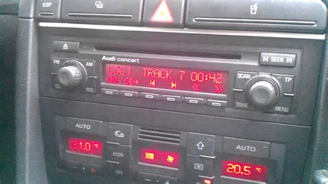 Dmc Changer Mp3 Audi Concert 2