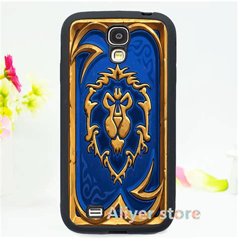 world of warcraft phone cases hearthstone wow world of warcraft alliance fashion cell