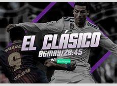 Cómo ver el BarçaReal Madrid por Internet y horarios del