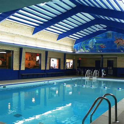 Swimming Indoor Pool Pools Basement Amenities Heated