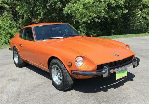 1973 Datsun 240z 1973 datsun 240z for sale on bat auctions sold for
