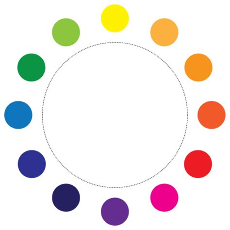the color wheel apartment therapy