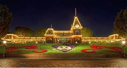 Disneyland Christmas 1920 1080 Wallpapers 1680 Themes
