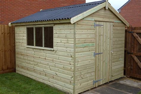 Builders Shed by Classic Potting Shed Garden Buildings