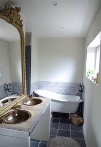 Salle De Bain Etroite : pin by sofie art on furniture i 39 d like salle de bain salle salle de bains troite ~ Melissatoandfro.com Idées de Décoration