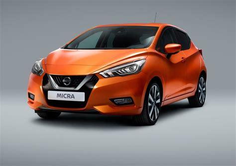 Nuova Nissan Micra, Ecco La Compatta Di Nuova Generazione