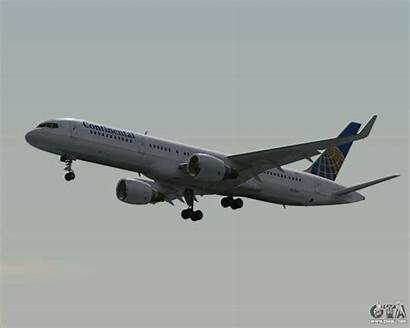 757 Boeing 200 Airlines Continental Andreas Gta