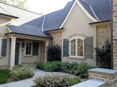 exterior shutters add value and increase the appeal of