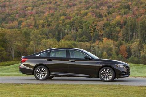 2018 Honda Accord Is Updated With 2electric Motors And A