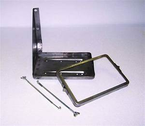 1953-55 Ford F-100 Battery Tray 53-55  Group 24 Battery