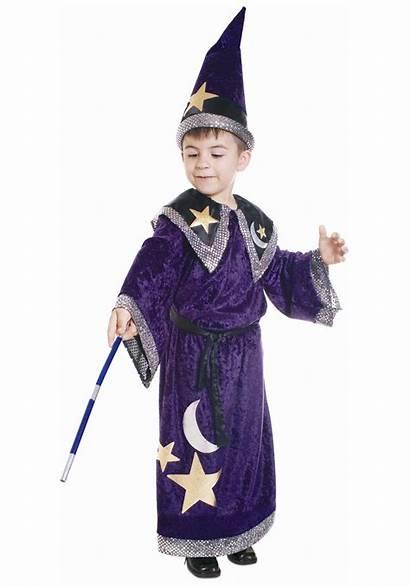 Wizard Costume Magic
