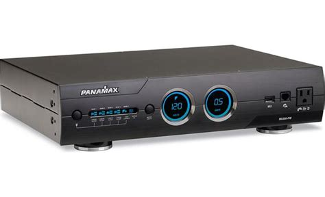 panamax surge protector panamax m5300 pm power line conditioner and surge 1407