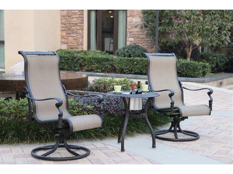darlee outdoor living standard monterey cast aluminum