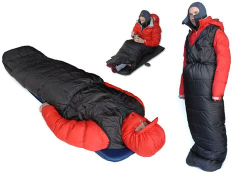 smoky bx sleeping bag  north face
