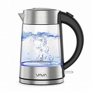 Wasserkocher Für Tee : vava glas wasserkocher mit edelstahl deckel schnelles ~ Yasmunasinghe.com Haus und Dekorationen