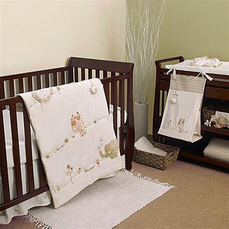 natures purest sleepy safari crib bedding accessories