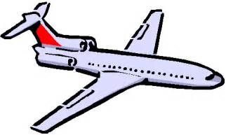 Free Airplane Clip Art