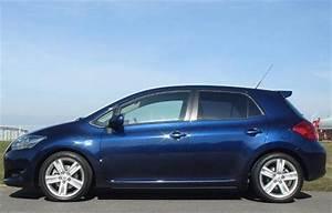 Toyota Auris 2008 : toyota auris sr180 2008 road test road tests honest john ~ Medecine-chirurgie-esthetiques.com Avis de Voitures
