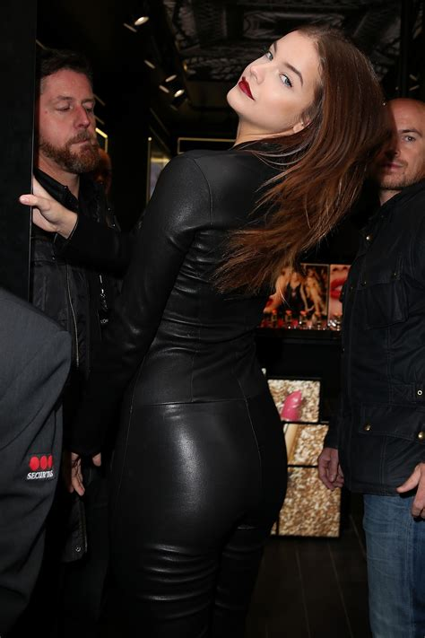 Janina P Lewis Gallery Leather Celebrities