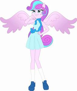 Flurry Heart The Equestria Girl By Theshadowstone